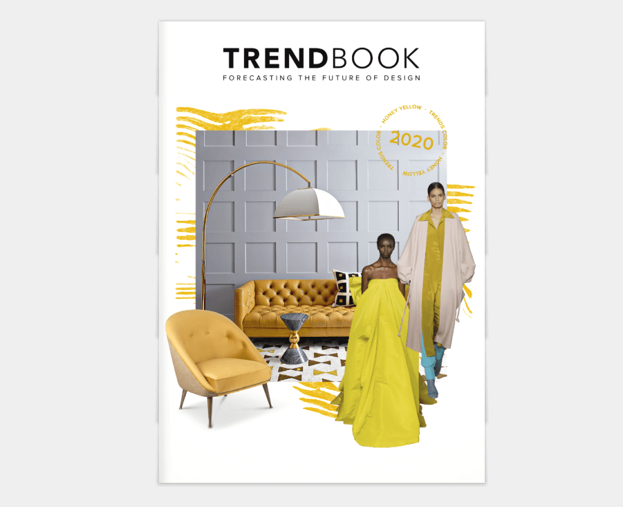 Trend Book 2020: Color Honey Yellow